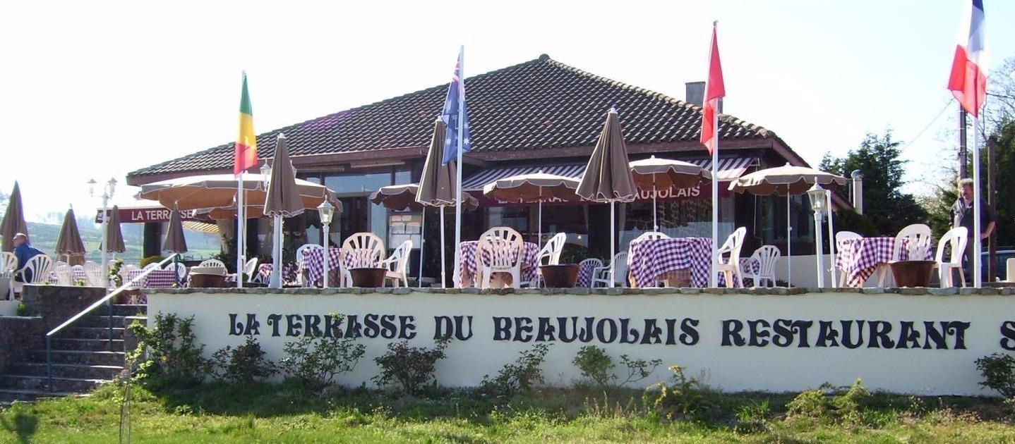 Restaurant La Terrasse Col Du Fut D Avenas